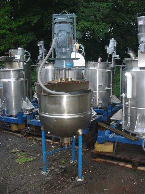 230 Liters Arde Barinco C2 Homogenizing Mixer   5326   New ...