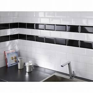 Plan De Travail Salle De Bain Lapeyre : carrelage charlotte 10 x 20 cm sols murs ~ Farleysfitness.com Idées de Décoration