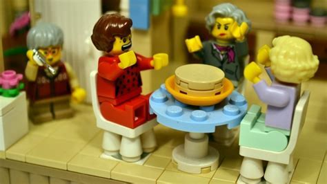 'Golden Girls' Lego set could become reality   HLNtv.com