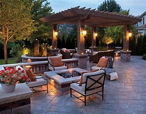 Backyard, Fire, Pits, That, Heat, Up, Your, Landscape