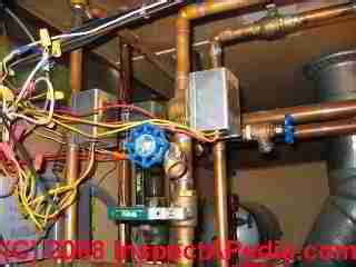 plumbing noise control  buildings fix noisy pipes