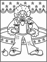 Circus Pages Coloring Printable Print Colouring Template Ringmaster Animals Getcolorings Getdrawings Comments Coloring2print sketch template
