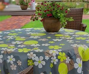 Abwaschbare Tischdecke Rund : abwaschbare tischdecken tideko tischdecken ~ Michelbontemps.com Haus und Dekorationen