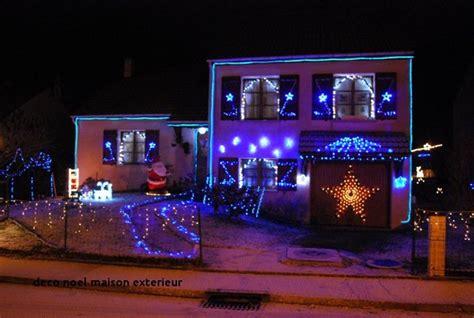Maison De Noel Decoration by Maison Decoration De Noel Exterieur Aquitaine Network