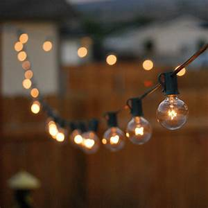 String, Lights, For, A, Perfect, Summer, Evening