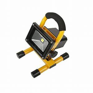 Emergency battery flood lights : Wholesales rechargeable led flood light emergency