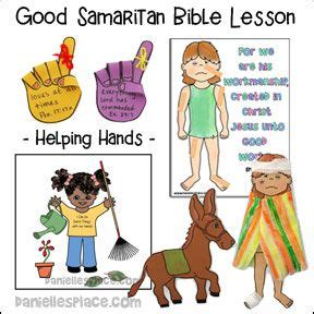 the good samaritan for preschoolers samaritan helping bible lesson for children s 348