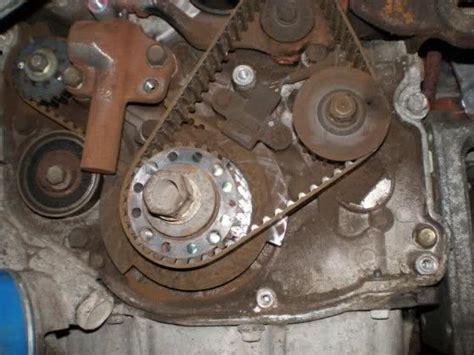 Hyundai Santa Fe Timing Belt Replacement by No Start 2 4l Engine 2004 Manual Hyundai Forums