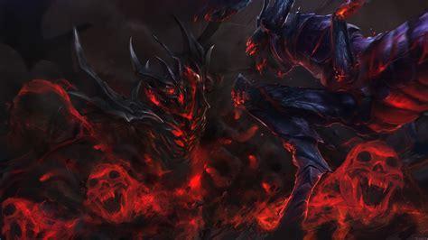 fantasy Art, Video Games, Creature, Shadow, Demon, Dota 2 ...