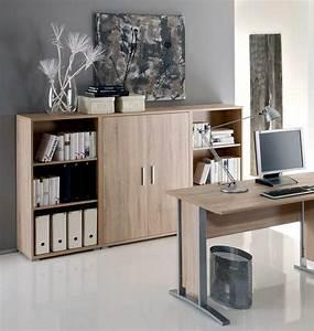 Highboard Sonoma Eiche : highboard office line in eiche sonoma ~ Whattoseeinmadrid.com Haus und Dekorationen