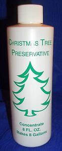 berst christmas tree preservative tree preservative concentrate 8 fl oz makes 8 gallons ebay