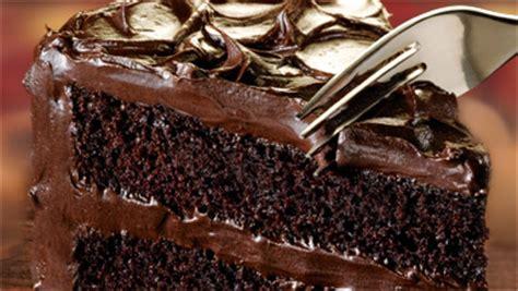 moist dark chocolate fudge cake recipe