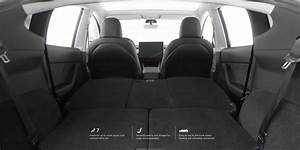 Pictures surface of Tesla Model Y third-row seats, and they don't look large - Electrek