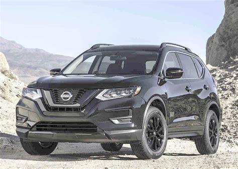 2019 Nissan Rogue Redesign And News Update  2019 2020