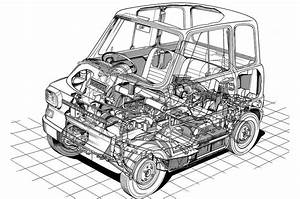 Throwback Thursday 1967  The Future Of Electric Cars And The Ford Comuta Concept