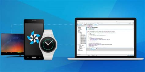 tizen studio gets updated to version 1 3 with ui builder and standalone rt ide iot gadgets