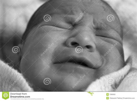 Baby Cry Stock Photography Image 7260552
