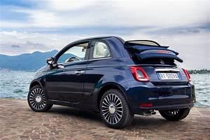 Fiat 500 Bleu Marine : fiat 500 riva luxueuze italiaan ~ Medecine-chirurgie-esthetiques.com Avis de Voitures