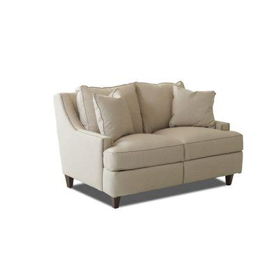 country loveseat cottage country sofas you ll wayfair