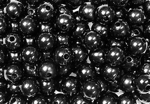 Deko Tablett Schwarz : deko perlen schwarz 10mm 115stk g nstig kaufen ~ Whattoseeinmadrid.com Haus und Dekorationen