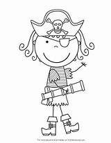 Pirate Letter Preschool Activities Alphabet Pages sketch template