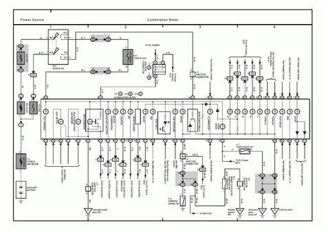 2002 toyota sequoia power mirror wiring diagram 2003