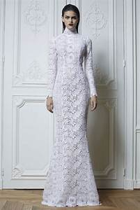 all lace zuhair murad wedding dress with sleeves With all lace wedding dress