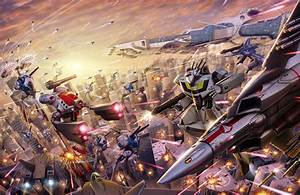 The Wertzone: ROBOTECH live-action movie moving forwards  Robotech