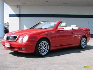 Mercedes Clk 320 Cabriolet : 2002 magma red mercedes benz clk 320 cabriolet 61457575 car color galleries ~ Melissatoandfro.com Idées de Décoration
