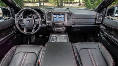 ford expedition stealth edition interior motortrend