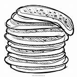 Coloring Pancakes Stack Pancake Colorear Colorare Drawing Pila Getdrawings Personal Panqueques Cartoon Pagina Ultra Disegni Drawings Netclipart Ultracoloringpages sketch template
