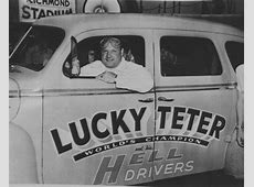 About Lucky Teter The Man