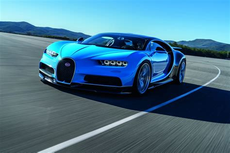 Bugatti Chiron Hybrid by Bugatti Ceo Says The Chiron Would Go Hybrid Only To Add