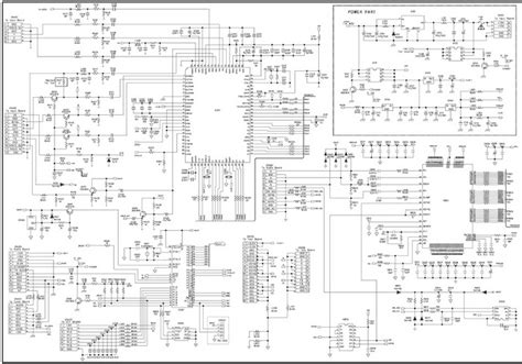 Lcd Wiring Diagram Free Schematic by Tv Schematic Wiring Diagram