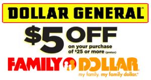 dollar general family dollar    printable