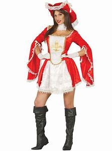 Kostüm Musketier Damen : kost m mutiges musketier f r damen funidelia ~ Frokenaadalensverden.com Haus und Dekorationen