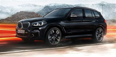 2018 Bmw X3 Revealed Through Leaked Images Update