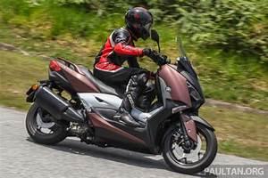 Review  2018 Yamaha Xmax 250