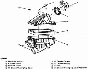 I Need To Find The Iat Sensor And Wiring Diagram For A 2000 Chevy K1500 5 3l Silverado