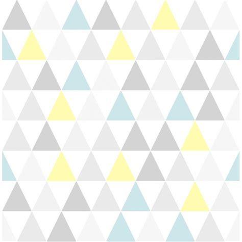tapis bebe chambre papier peint tarek bleu jaune scandinave graham brown