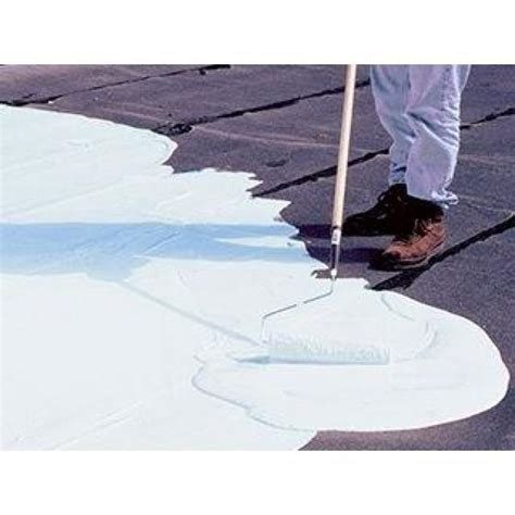 Elastomeric Deck Coating Home Depot by Cool Roof Elastomeric Coating 5 Gallon Rv Trailer Deck