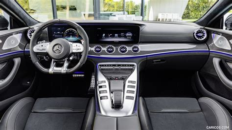 The fact that the most potent 63 s model effortlessly eclipses 150 miles per hour down the circuit of the americas' back straight and expertly romps around its 20 corners are all things i. 2019 Mercedes-AMG GT 63 S 4MATIC+ 4-Door Coupe - Interior, Cockpit | HD Wallpaper #35