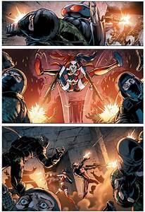 Black Manta And Harley Quinn Team Up Comicnewbies