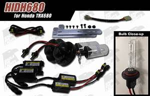 Rare  Rincon  H I D  Lighting Upgrade Kit  True Plug