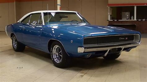 1968 Dodge Charger RT 440 V8 Mopar Muscle Car   YouTube