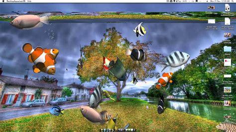 3d Live Wallpapers For Desktop Hd Free by Desktop Aquarium 3d Live Wallpaper On Imac
