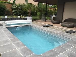 Mini piscine coque acrylique, achat petite piscine Mini Pool
