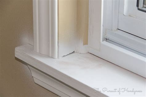 Thin Window Sill by Image Result For How To Frame A Window With A Marble Sill