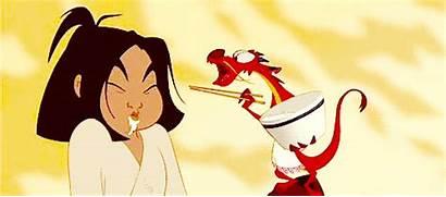 Mulan Disney Funny Sidekick Mushu Gifs Giphy