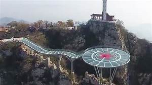 China's new glass bridge is even more terrifying than you